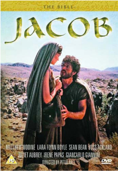 Image of The Bible Series - Jacob DVD other