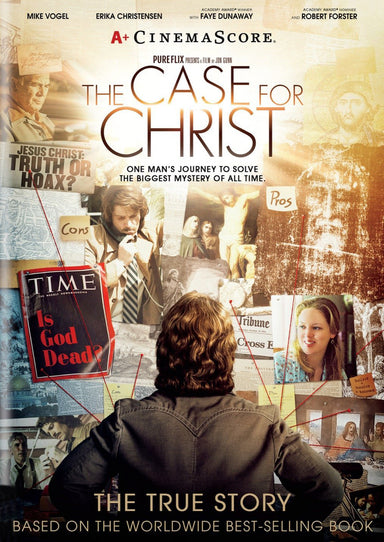 Image of The Case For Christ DVD other