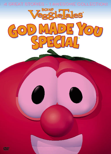 Image of God Made you Special : Veggie Tales DVD other