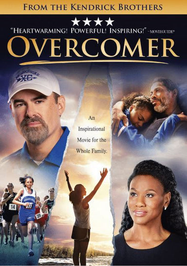 Image of Overcomer DVD other