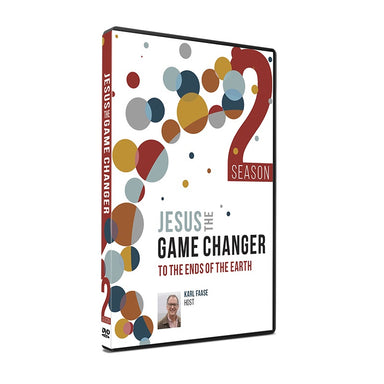 Image of Jesus The Game Changer Season 2 DVD other