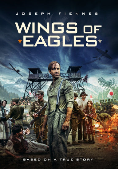 Image of Wings of Eagles DVD other