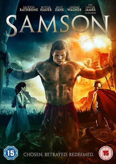 Image of Samson DVD other