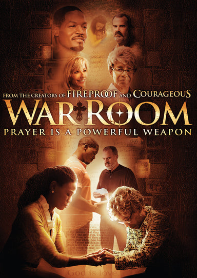 Image of War Room DVD other
