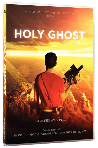 Image of Holy Ghost DVD other