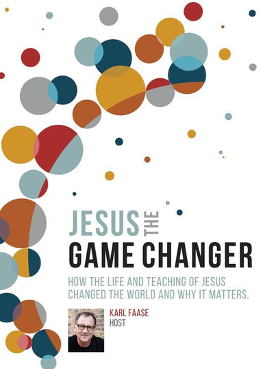 Image of Jesus the Gamechanger DVD other
