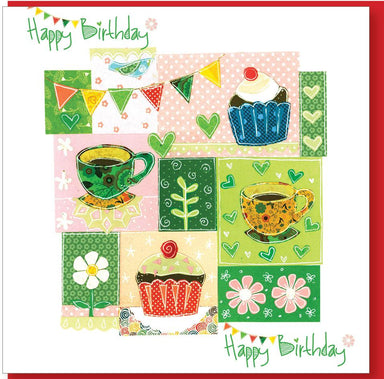 Image of Birthday Coffee Greetings Card other