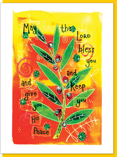 Image of Give You Peace Greetings Card other