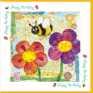 Image of Birthday Bee Greetings Card other