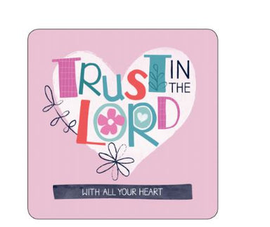 Image of Trust in the Lord Coaster other