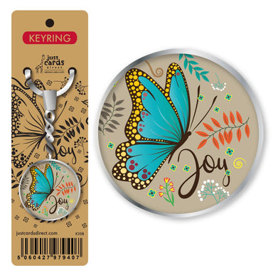 Image of Butterfly Joy Keyring other