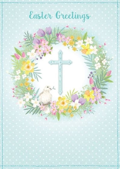 Image of Easter Greetings Charity Easter Cards Pack of 5 other