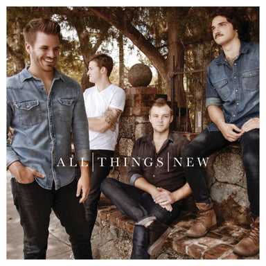 Image of All Things New CD other