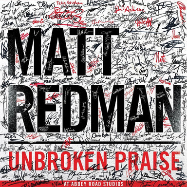 Image of Unbroken Praise CD other