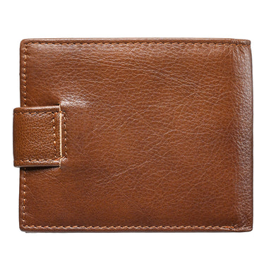Image of Brown Genuine Leather Wallet w/Brass Inlay - Jeremiah 29:11 other