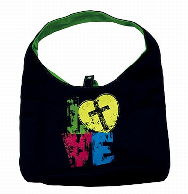 Image of LOVE Canvas Tote Bag other