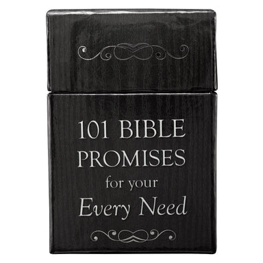 Image of 101 Bible Promises for Your Every Need Box of Blessings other