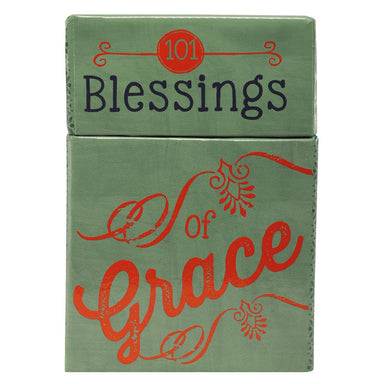 Image of 101 Blessings of Grace Box of Blessings other