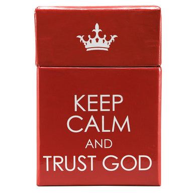 Image of Box of Blessings - Keep Calm & Carry On other
