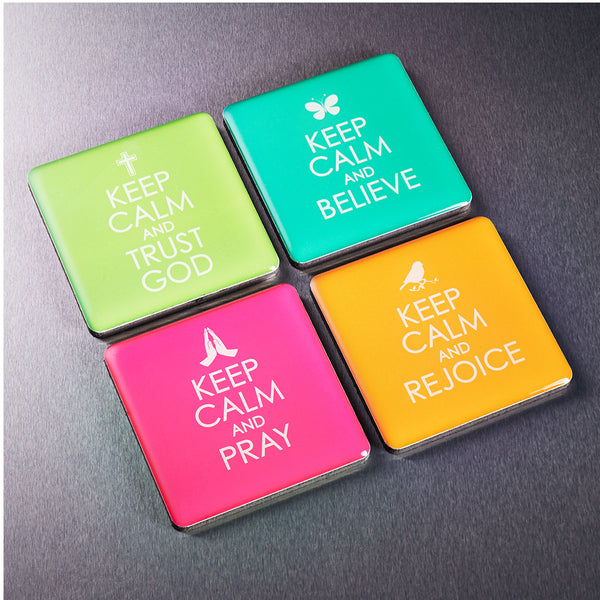 Image of Keep Calm Magnet Set other