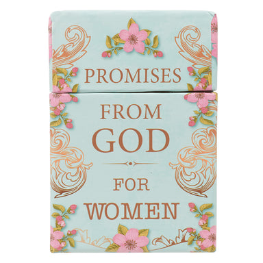 Image of Promises from God for Women Box of Blessings other