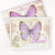 Image of Butterfly Blessings Large Glass Cutting Board other