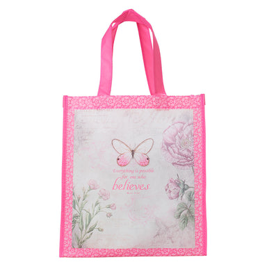 Image of Believe Shopper Bag other
