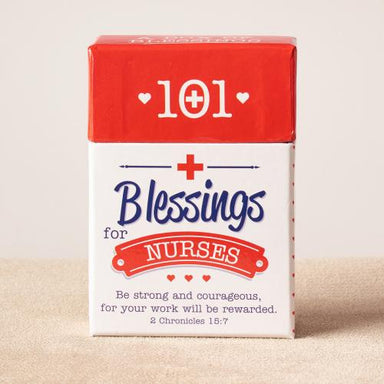 Image of 101 Blessings for Nurses Box of Blessings - 2 Chronicles 15:7 other