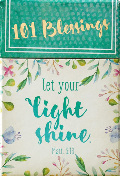 Image of Let Your Light Shine 101 Blessings other