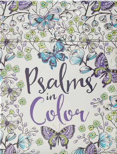 Image of Psalms in Colour Box of Blessings other
