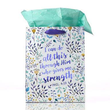 Image of I Can Do All This - Phil 4:13 Medium Gift Bag other