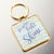 Image of Let Your Light Shine - Matthew 5:16 Metal Keyring other