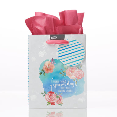 Image of Special Day - Luke 1:78 Small Gift Bag other