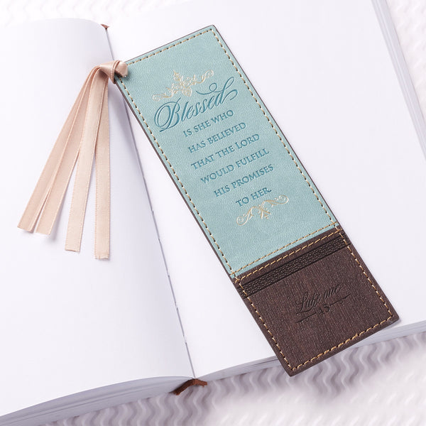 Image of Blessed Is She Who Has Believed Bookmark other