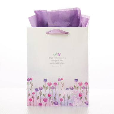 Image of Blessings for Your Day - Deut 16:15 Medium Gift Bag other