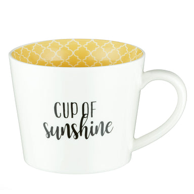 Image of Cup of Sunshine Lamentations 3:22-23 Coffee Mug other