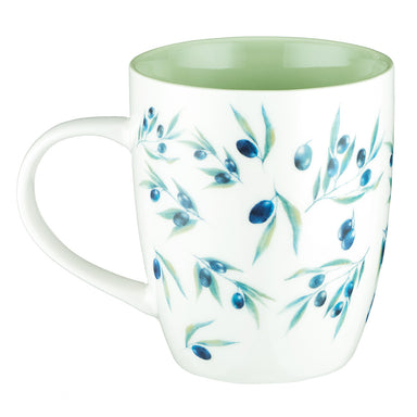 Image of My Cup Overflows with Blessings Coffee Mug - Psalm 23:5 other
