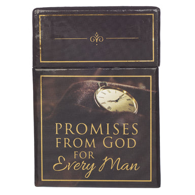 Image of Promises From God For Every Man - Box of Blessings® other