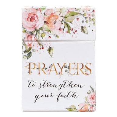 Image of Prayers to Strengthen Your Faith Box of Blessings other