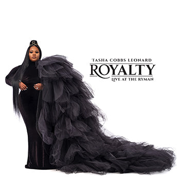 Image of Royalty: Live at The Ryman CD other