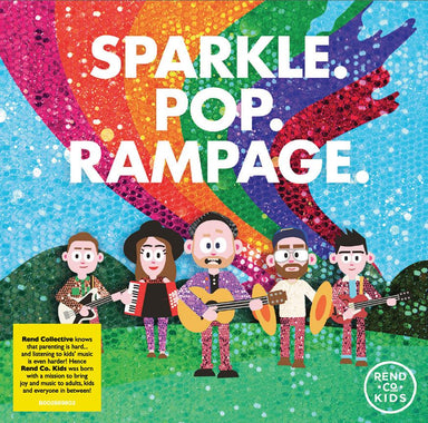 Image of Sparkle, Pop, Rampage CD other