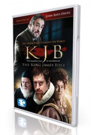 Image of KJB The Book That Changed The World DVD other