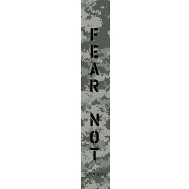 Image of Fear Not Digital Camo Guitar Strap other
