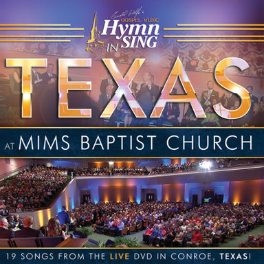 Image of Gospel Music Hymn Sing Texas CD other