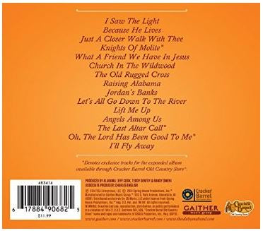 Image of Angels Among Us: Hymns & Gospel Favourites CD other