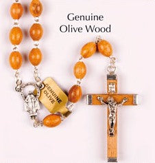 Image of Olive Wood Rosary other