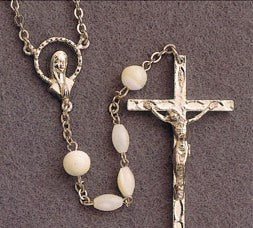Image of Mother of Pearl Rosary other