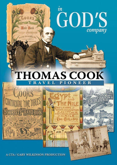 Image of In God's Company: Thomas Cook DVD other