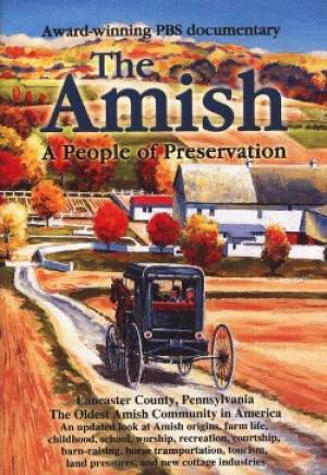 Image of The Amish : A People Of Preservation DVD other