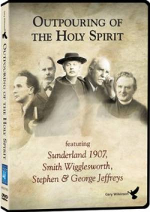 Image of Outpouring Of The Holy Spirit DVD other